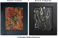 Double Sided Painting